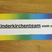 Kinderkirche Beitrag Titel